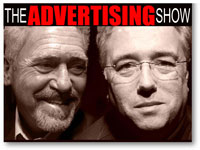 Brad and ray - the advertising show hosts